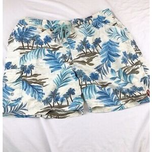 Tommy Bahama Tropical Relax Swim Trunks Large